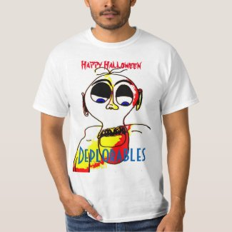 Deplorable Happy Halloween T-Shirt