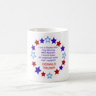 Deplorable Trump Voter Cup Mug