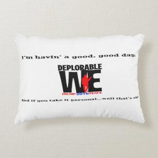 Deplorable We Housewares Accent Pillow
