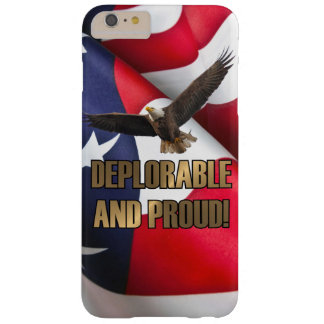 DEPLORABLE Y ORGULLOSO FUNDA BARELY THERE iPhone 6 PLUS