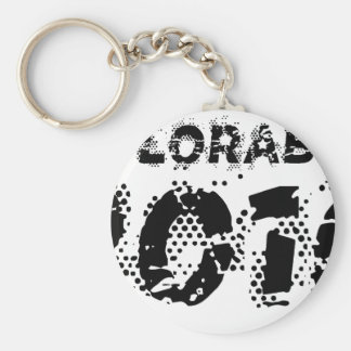 Deplorables 2016 keychain