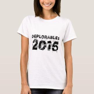 Deplorables 2016 T-Shirt