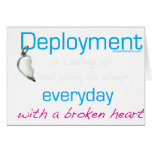 Deployment is... greeting card