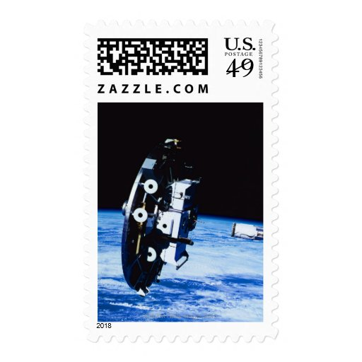 Deployment of a Satellite Postage Stamp