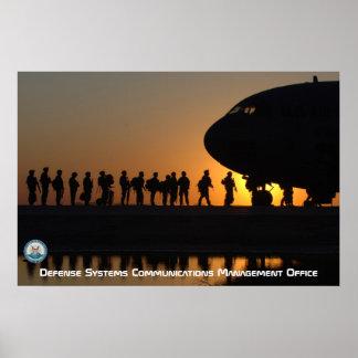 Deployment Poster