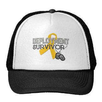 Deployment Survivor Trucker Hat