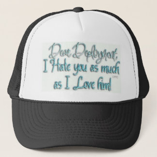 deployment trucker hat