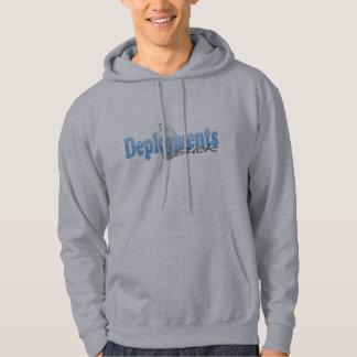 Deployments suck hoodie