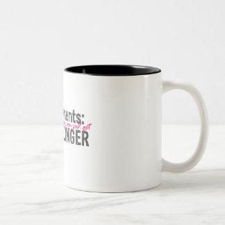 Deployments you get STROnGER mug