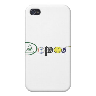 deport-color.ai iPhone 4 cover