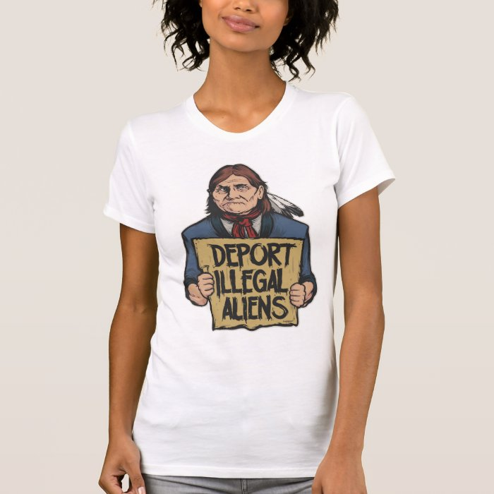 Deport Illegal Aliens Shirt