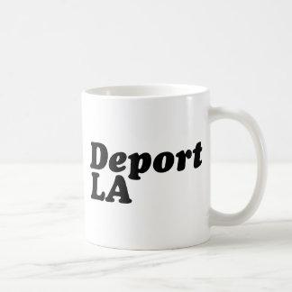 Deport LA Coffee Mug