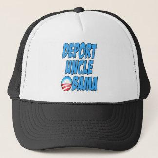 Deport Uncle Obama Trucker Hat
