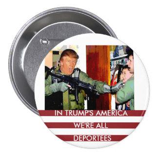 Deportados Pin Redondo 7 Cm