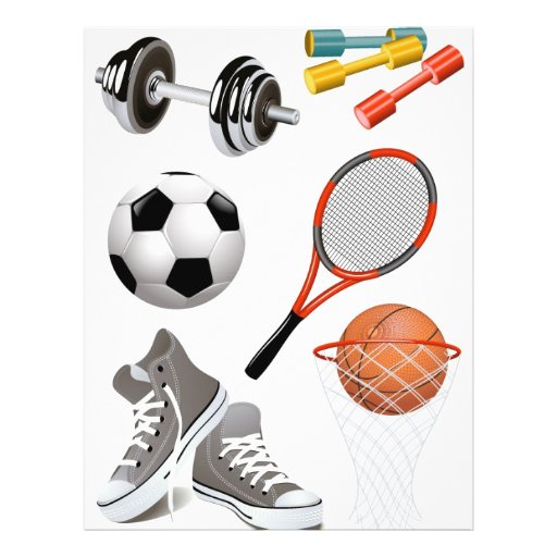 "deporte-accesories folleto 8.5"" x 11"""