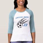 Deporte adaptable de la acción de la mamá del camisetas