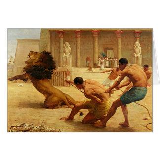 Deporte antiguo por Kilburne Tarjetón