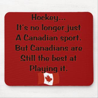 Deporte canadiense Mousepad