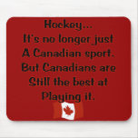 Deporte canadiense Mousepad Alfombrillas De Raton
