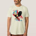 Deporte de Caballeros/Sport de la camiseta de los Polera