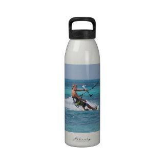 Deporte de Kiting Botallas De Agua
