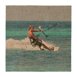 Deporte de Kiting Posavasos