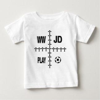 Deporte de WWJD Tshirt