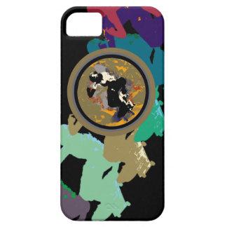 deporte del radical del patín iPhone 5 fundas