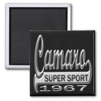 Deporte estupendo 1967 de Camaro Imán Para Frigorifico