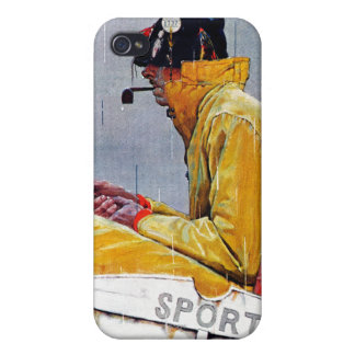Deporte iPhone 4/4S Fundas