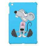 Deporte ratón con Hanteln