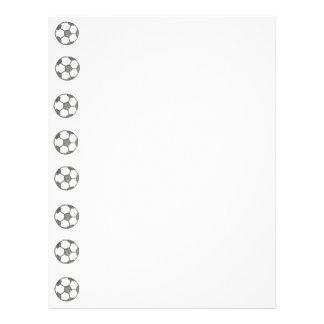Deportes #1 de papel membrete personalizado