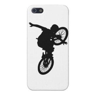 Deportes de BMX que compiten con la diversión del  iPhone 5 Carcasas