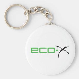 Deportes de Eco-X Llavero Redondo Tipo Pin