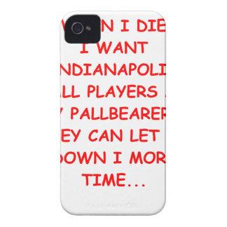 deportes de Indianapolis iPhone 4 Case-Mate Protector