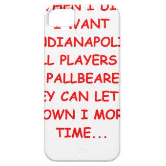 deportes de Indianapolis iPhone 5 Case-Mate Coberturas