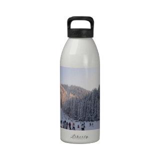 Deportes de invierno en Rumania, Piana Brasov Botella De Agua