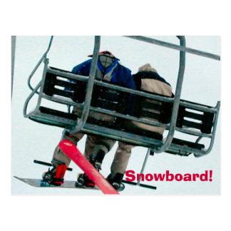 Deportes de invierno, Haute el Jura 2 Postal