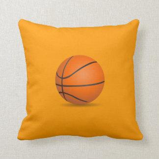 deportes del baloncesto 1312322394_Vector_Clipart Cojín