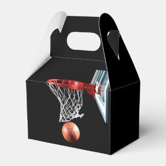 deportes del baloncesto caja para regalos de fiestas