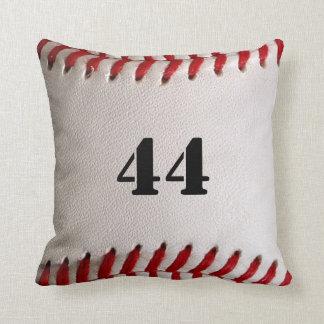 Deportes del béisbol almohadas