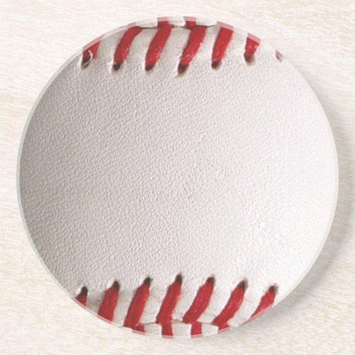 Deportes del béisbol posavaso para bebida