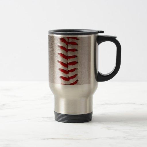 Deportes del béisbol tazas de café