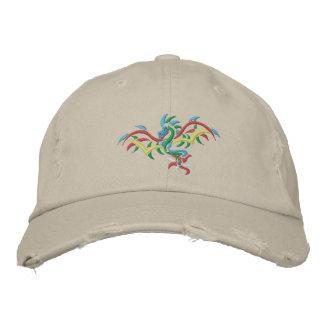 Deportes del dragón de Sun Gorras De Béisbol Bordadas