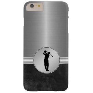 Deportes del golf de los hombres de lujo funda para iPhone 6 plus barely there