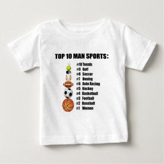 Deportes del hombre del top 10