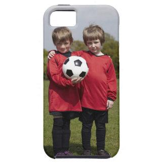 Deportes forma de vida fútbol 5 iPhone 5 Case-Mate carcasas