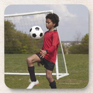 Deportes, forma de vida, fútbol 6 posavaso