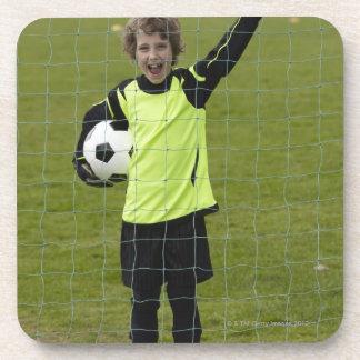Deportes, forma de vida, fútbol 7 posavaso