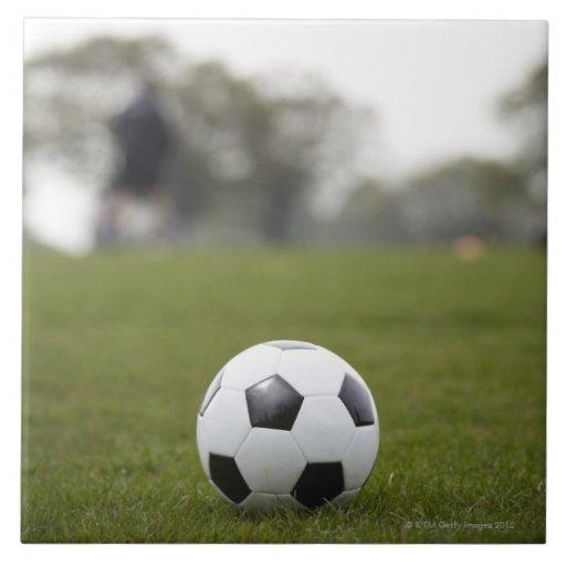 Deportes, fútbol 2 azulejo